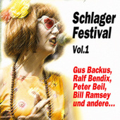 Schlager Festival Vol.1 by Various Artists