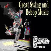Great Swing and Bebop Music de Various Artists