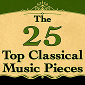 The 25 Top Classical Music Pieces von Various Artists