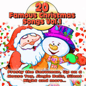 20 Famous Christmas Songs Vol. 1 fra Various Artists