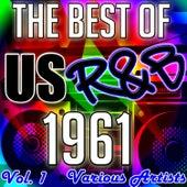 The Best of Us R&B 1961: Vol. 1 de Various Artists