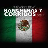 50 Grandes Temas Rancheras y Corridos Vol. 1 by Various Artists