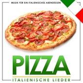 Musik für ein italienisches Abendessen. Pizza italienische Lieder de Various Artists