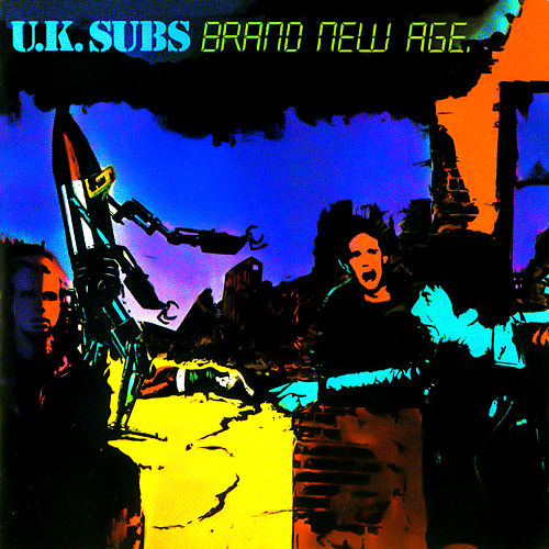 Brand New Age by U.K. Subs