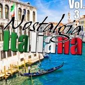 Nostalgia Italiana Vol.3 von Various Artists