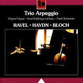 Ravel - Haydn - Bloch by Trio Arpeggio