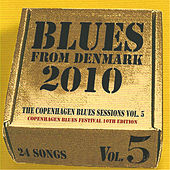 Copenhagen Blues Sessions Vol. 5 by Various Artists