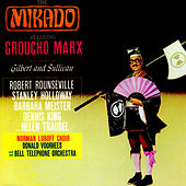 The Mikado (Original Cast Recording) by Various Artists