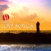 49 Great Love Songs de Various Artists