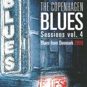 Copenhagen Blues Sessions Vol. 4 de Various Artists