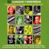 50 Corridos y Rancheras van Various Artists