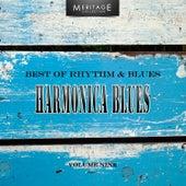 Meritage Best of Rhythm & Blues: Harmonica Blues, Vol. 9 by Various Artists