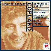 Copland: Appalachian Spring, Rodeo, Billy the Kid & Fanfare for the Common Man von New York Philharmonic