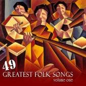 49 Greatest Folk Songs Vol. 1 de Various Artists