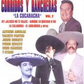 Corridos y Rancheras, Vol. 2 van Various Artists
