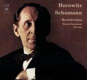 Schumann: Kreisleriana, Op. 16; Arabesque, Op. 18; Träumerei; Variations on a Theme by Clara Wieck; Toccata in C Major, Op. 7; Blumenstück, Op. 19 by Vladimir Horowitz