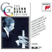 Strauss:  Ophelia Lieder, Enoch Arden, Piano Sonata, Op. 5, Five by Glenn Gould