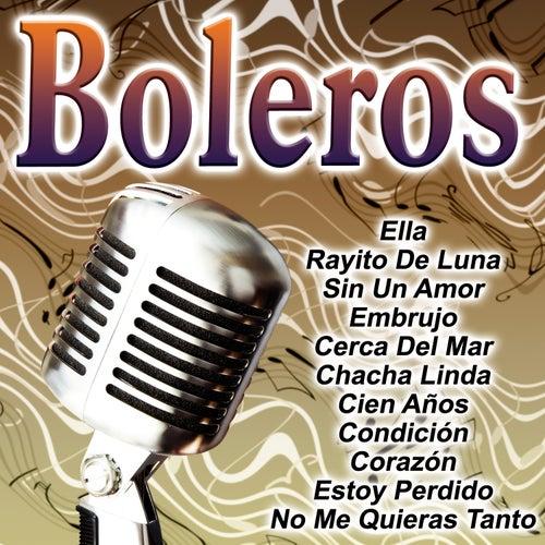 Boleros by Trio De Boleros