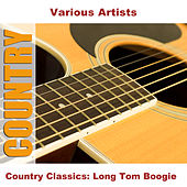 Country Classics: Long Tom Boogie by Various Artists