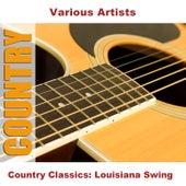 Country Classics: Louisiana Swing von Various Artists