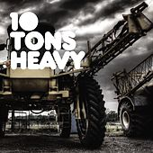 10 Tons Heavy de Various Artists