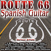 Route 66 Spanish Guitar by Various Artists