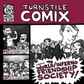 Turnstile Comix #2 de The World/Inferno Friendship Society