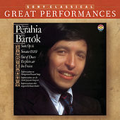 Bartók: Sonata; Improvisations on Hungarian Peasant Songs; Suite; Out of Doors; Sonata for Two Pianos and Percussion [Great Performances] von Murray Perahia