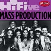 Rhino Hi-Five: Mass Production by Mass Production