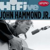 Rhino Hi-Five: John Hammond de John Hammond, Jr.
