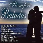 Siempre Baladas de Various Artists