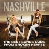 The Best Songs Come From Broken Hearts von Nashville Cast