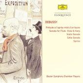 Debussy: Prélude à l'après-midi d'un faune; Sonata For Flute, Viola & Harp by Boston Symphony Chamber Players