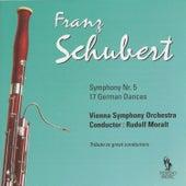 Schubert: Symphony No. 5, D. 485 & German Dances, D. 783 by Vienna Symphony Orchestra