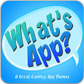 What's App? - 8 Great Gaming App Themes by Various Artists
