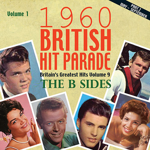 The 1960 British Hit Parade: The B Sides, Pt. 2, Vol. 1 by Various Artists