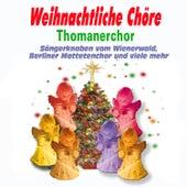 Weihnachtliche Chöre von Various Artists