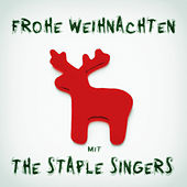 Frohe Weihnachten mit The Staple Singers by The Staple Singers