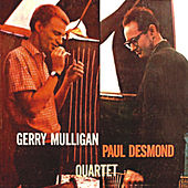 The Gerry Mulligan-Paul Desmond Quartet (Remastered) by Paul Desmond