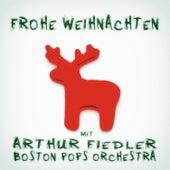 Frohe Weihnachten mit Arthur Fiedler & Boston Pops Orchestra von Boston Pops Orchestra