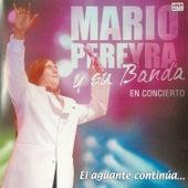 El Aguante Continúa... (En Vivo) de Mario Pereyra y Su Banda
