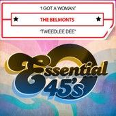 I Got a Woman / Tweedlee Dee (Digital 45) by The Belmonts