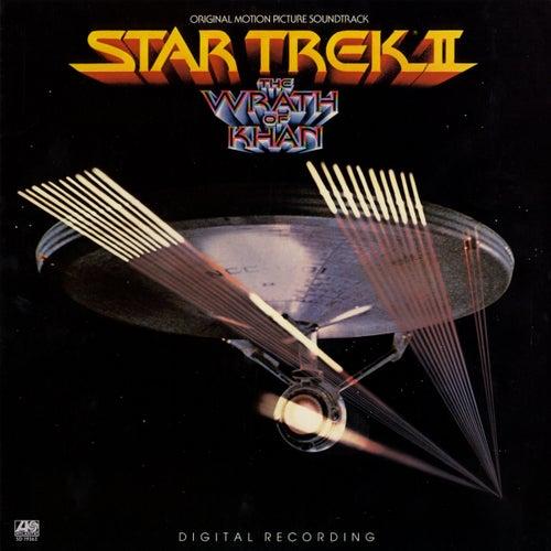 Star Trek II: The Wrath of Khan Original Motion Picture Soundtrack by James Horner