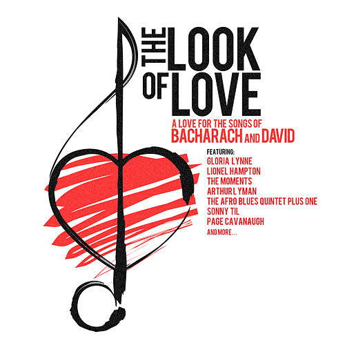 The Look of Love - A Love for the Songs of Bacharach and David by Various Artists