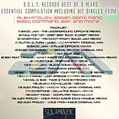 S.O.L.T. Records Best of 3 Years von Various Artists