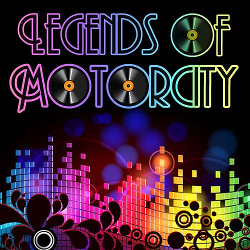 Former Legends Of Motown by Various Artists