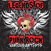 Legends Of Punk Rock by Various Artists