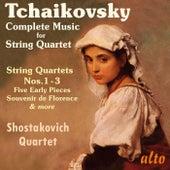 Tchaikovsky: Complete Music for String Quartet by Shostakovich Quartet