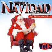 Celebrando la Navidad Vol. 5. Villancicos Internacionales de Various Artists