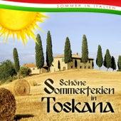 Schöne Sommerte in Toskana. Sommer in Italien by Various Artists